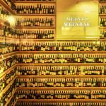 Wine in abundance