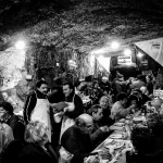Celebrating the harvest in the caves around Lake Bolsena