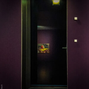 Art Gallery Exit