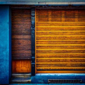 Doors Closed