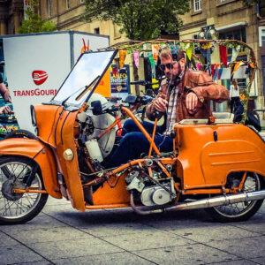 Creative Motorbike