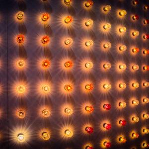 Wall Of Bulbs