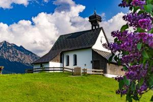 Allgäu chapel