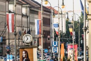 'Camouflag' Art Project Munich