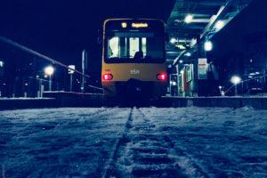 Cog Railway in Stuttgart